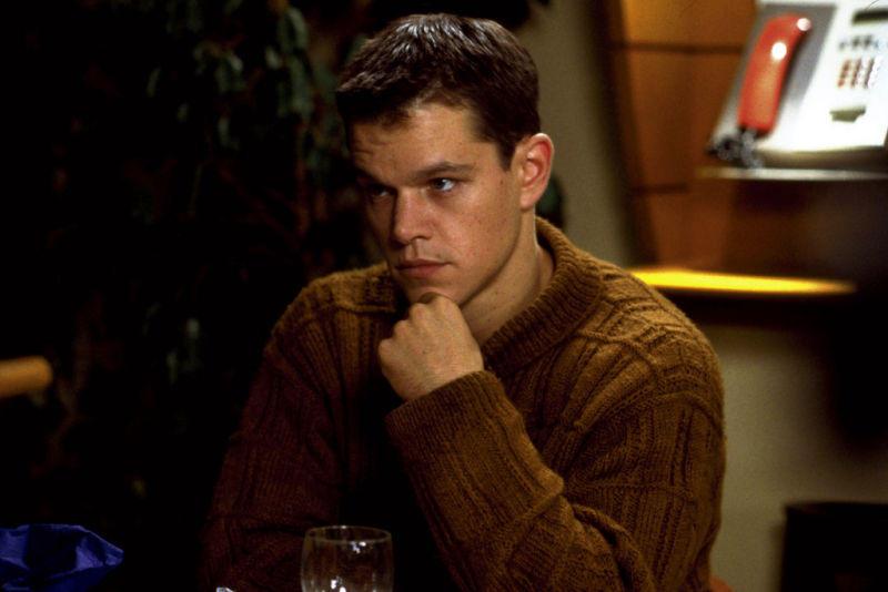 Können diese Augen lügen? (Matt Damon) - © Universal