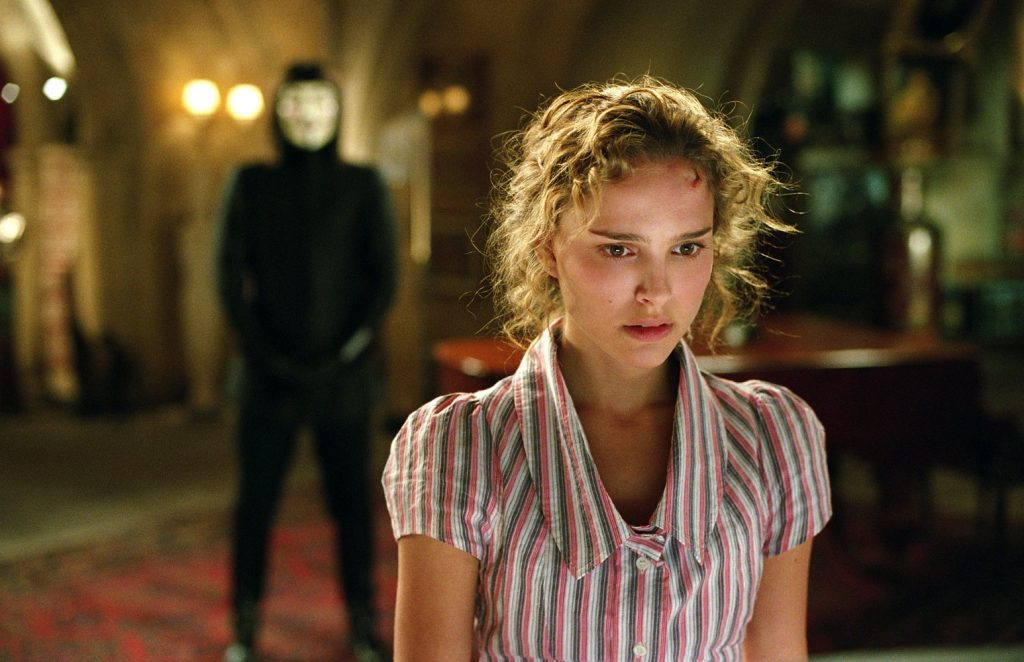 Evey (Natalie Portman) - © 2006 Warner Bros. Entertainment Inc.