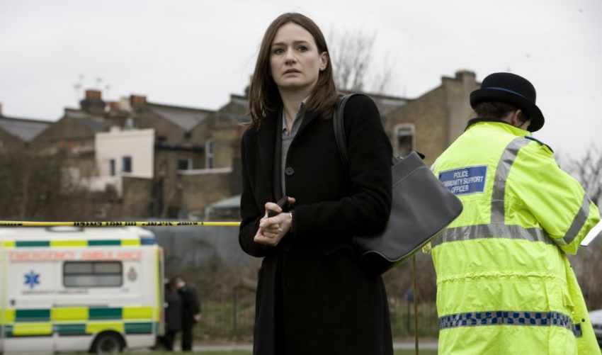 HARRY BROWN - DI Frampton (Emily Mortimer) schöpft Verdacht - © Ascot Elite