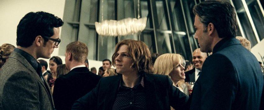 Lex Luther (Jesse Eisenberg) - © Warner Bros.