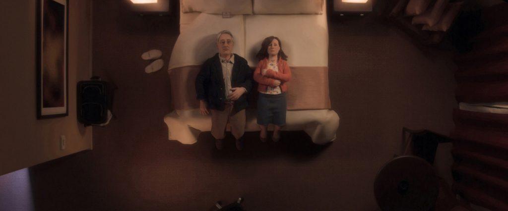 Michael und Lisa - © Paramount Pictures