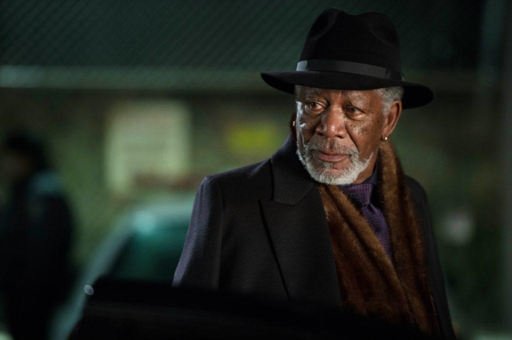 Thaddeus Bradley (Morgan Freeman) - © Concorde