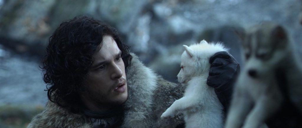 Jon Snow (Kit Harington) - ©HBO