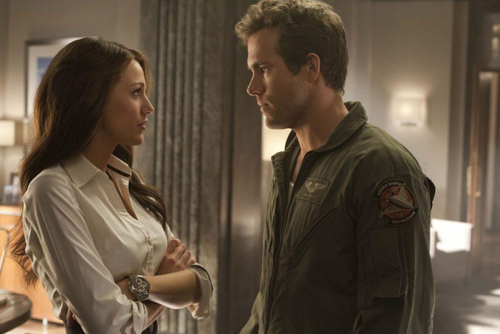 Carol (Blake Lively) und Hal (Ryan Reynolds) - © Warner Bros.