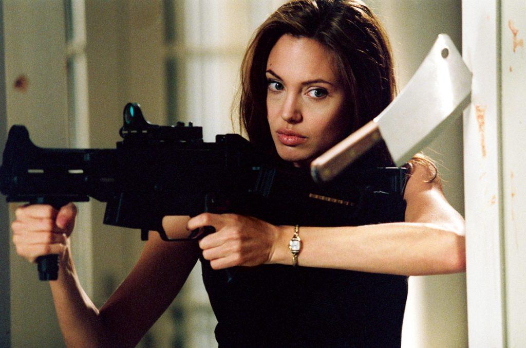 Jane Smith (Angelina Jolie) - © Studiocanal
