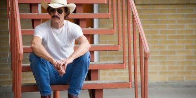 Szenenbild aus DALLAS BUYERS CLUB - Ron Woodroof (Matthew McConaughey) - © Ascot Elite
