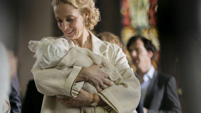 Mary (Amanda Abbington) - © BBC