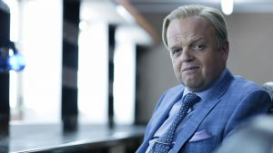 Fantastischer Bösewicht: Toby Jones als Culverton Smith - © BBC