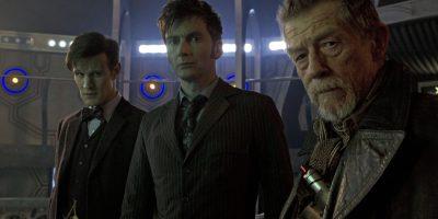 Szenenbild aus DOCTOR WHO: DAY OF THE DOCTOR - © BBC