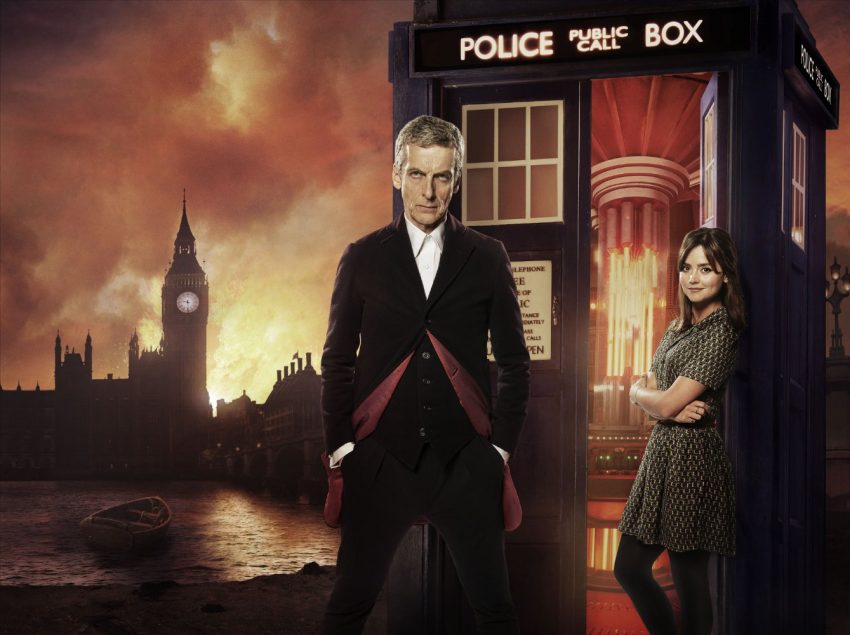 Szenenbild aus DOCTOR WHO DEEP BREATH - © BBC
