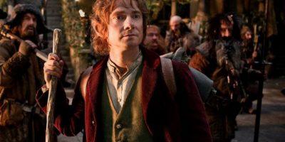 Szenenbild aus HOBBIT - Bilbo (Martin Freeman) - © Warner Bros.