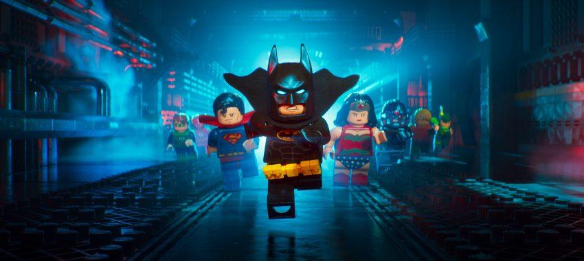 Filmstill aus The Lego Batman Movie, Copyright Warner Bros. Germany