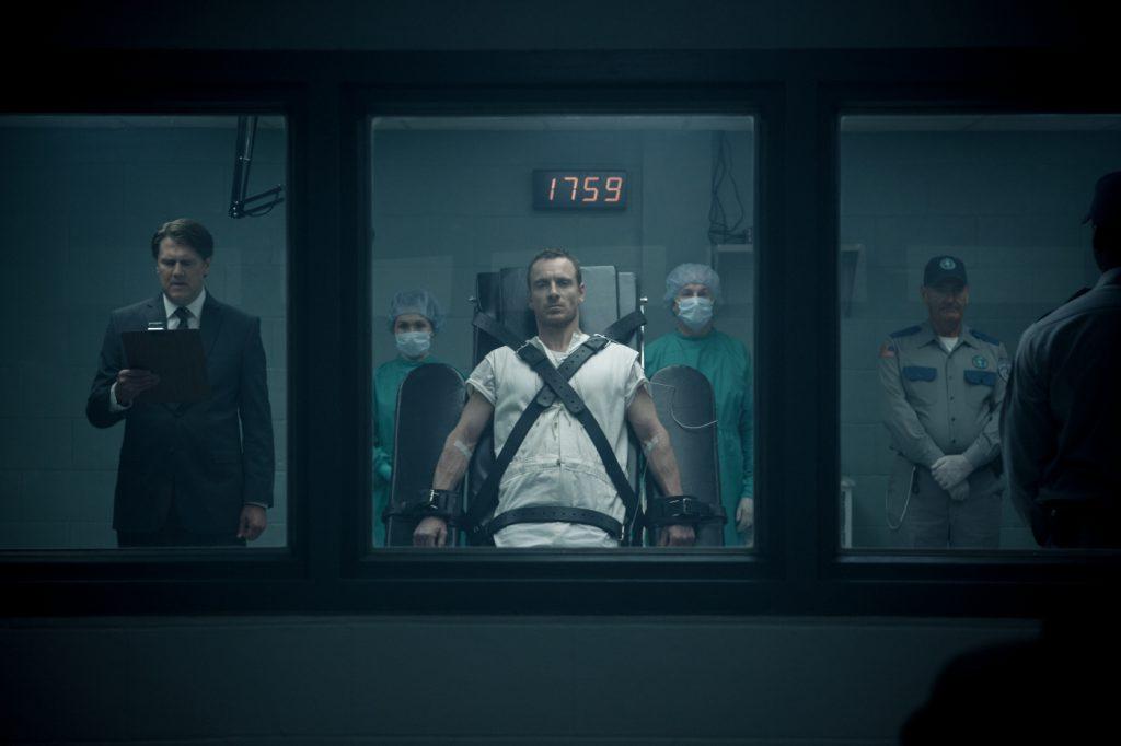 Callum Lynch (Michael Fassbender) wird hingerichtet - © 20th Century Fox