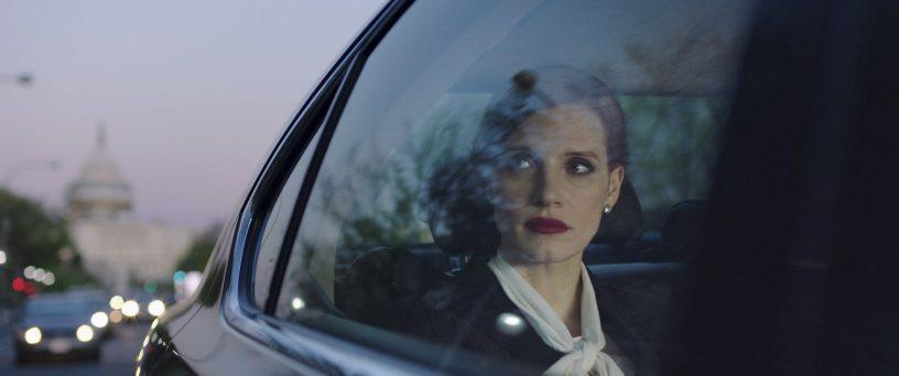 Filmstill Miss Sloane, Jessica Chastain