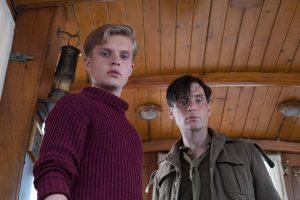 Filmstill aus Christopher Nolans DUNKIRK, Cillian Murphy