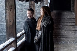 Game of Thrones_Staffel 7_Littlefinger und Sansa_HBO