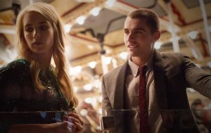 Filmstill aus NERVE (2016) von Henry Joost und Ariel Schulman - Vee (Emma Roberts) und Ian (Dave Franco) - © Studiocanal Germany