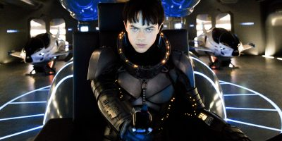 Filmstill aus Valerian and the City of a thousand Planets, Luc Besson, Dane DeHaan, Copyright Universum Filmverleih