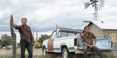 Filmstill aus Hell or High Water, Marc Foster und Chris Pine, Copyright Paramount Pictures Germany