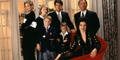 Promobild Staffel 1 The Nanny, Copyright Sony Home Entertainment