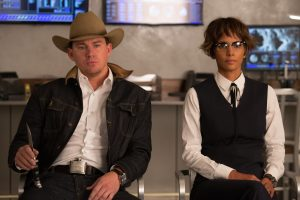 Agenten Tequila (Channing Tatum) und Ginger Ale (Halle Berry) - © 20th Century Fox