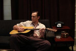 Hank Williams (Tom Hiddleston) - © Sony Home Entertainment