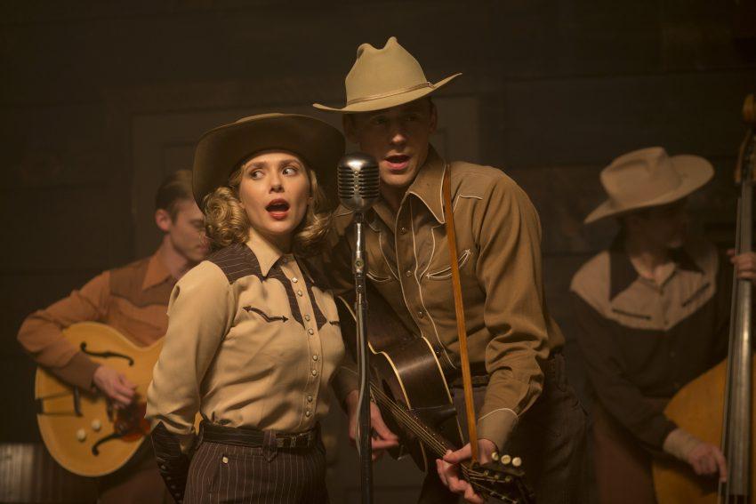 Audrey (Elizabeth Olsen) und Hank Williams (Tom Hiddleston) - © Sony Home Entertainment