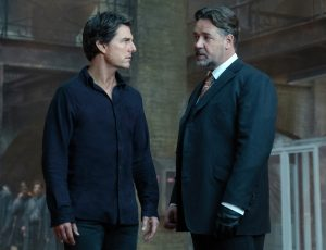 Nick (Tom Cruise) und Henry Jekyll (Russell Crowe) - © Universal Pictures Germany