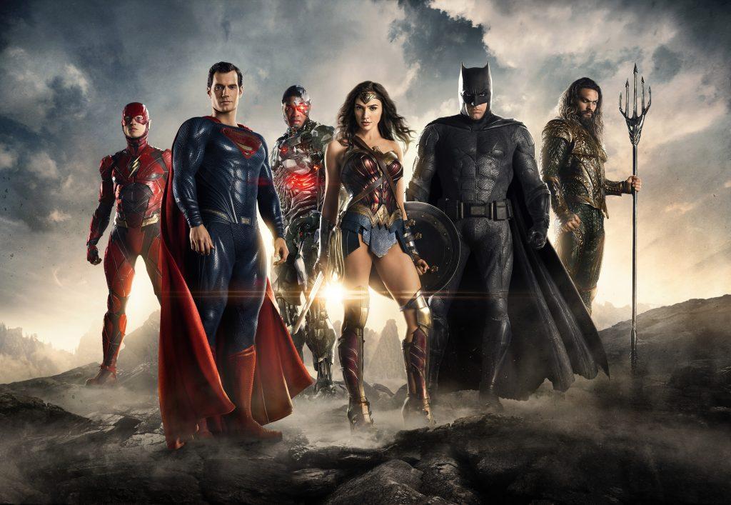 Titelbild JUSTICE LEAGUE - Die Justice League - © Warner Bros. Germany
