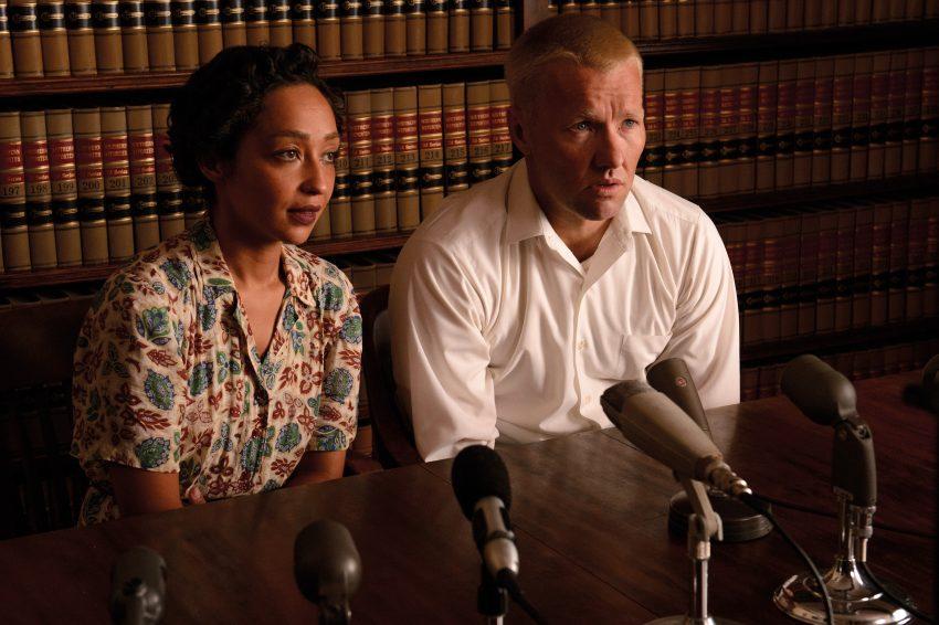 Filmstill aus LOVING (2016) - Mildred (Ruth Negga) und Richard (Joel Edgerton) - © Universal Pictures