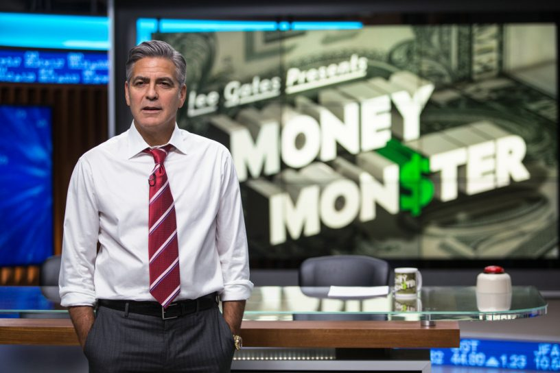 Filmstill aus MONEY MONSTER (2016) - Lee Gates (George Clooney) - © Sony Pictures