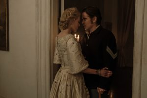 Filmstill aus THE BEGUILED (2017) - Martha (Nicole Kidman) und John (Colin Farrell) - © Universal Pictures Germany