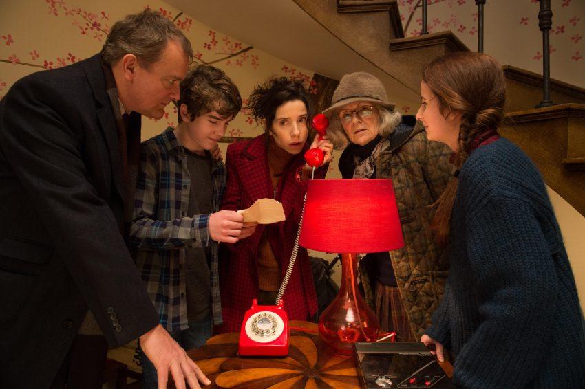 Filmstill aus PADDINGTON 2 - Familie Brown - © Studiocanal Deutschland