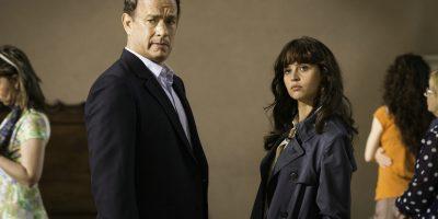 Szenenbild aus INFERNO (2016) - Robert Langdon (Tom Hanks) und Dr. Sienna Brooks (Felicity Jones) - © Sony Home Entertainment