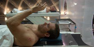 Szenenbild aus SELF/LESS - Damian im neuen Körper (Ryan Reynolds) - © Concorde Home Entertainment