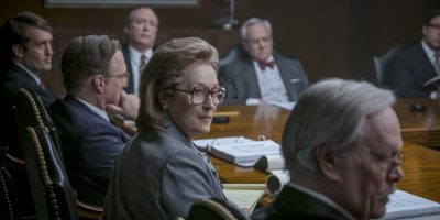 Szenenbild aus THE POST (2017) - DIE VERLEGERIN - Katherine Graham (Meryl Streep) - © Universal Pictures Germany