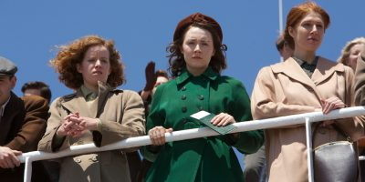 Szenenbild aus BROOKLYN (2015) - Eilis (Saoirse Ronan) - © 20th Century Fox