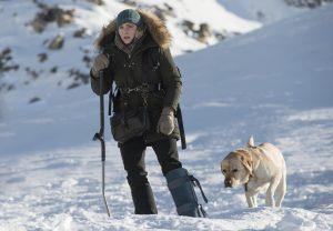 Szenenbild aus ZWISCHEN ZWEI LEBEN - THE MOUNTAIN BETWEEN US - Alex (Kate Winslet) - © 20th Century Fox