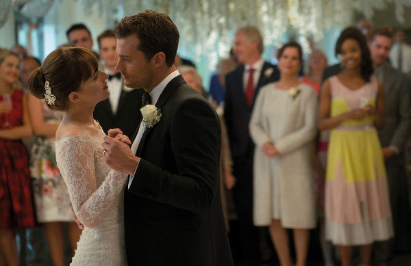 Filmstill aus FIFTY SHADES FREED - Fifty Shades of Grey: Befreite Lust - © Universal Pictures Deutschland