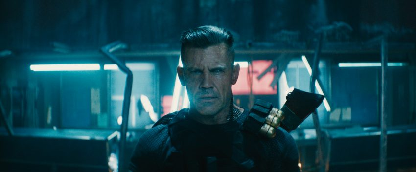 Szenenbild aus DEADPOOL 2 (2018) - Cable (Josh Brolin) - © 20th Century Fox