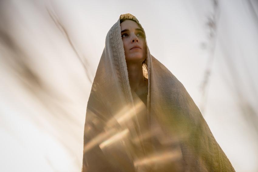 Szenenbild aus MARIA MAGDALENA - MARY MAGDALENE - Mary Magdalene (Rooney Mara) - © Universal Pictures