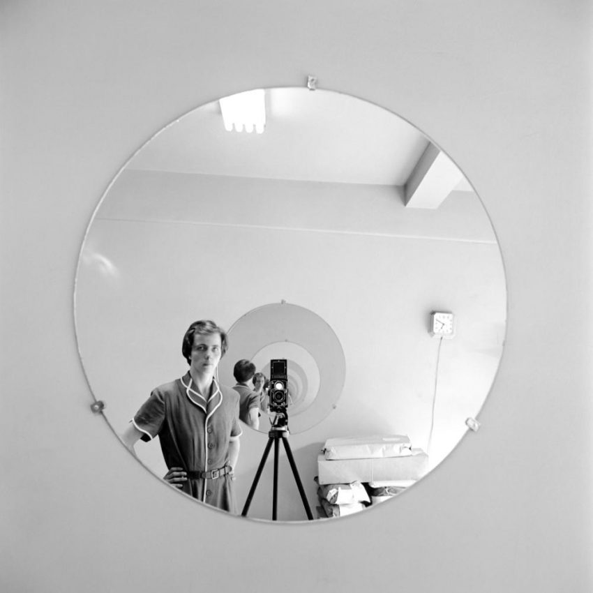 Szenenbild aus FINDING VIVIAN MAIER - © Maloof Collection