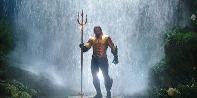 Szenenbild aus AQUAMAN (2018) - Aquaman (Jason Momoa) - © 2018 Warner Bros.