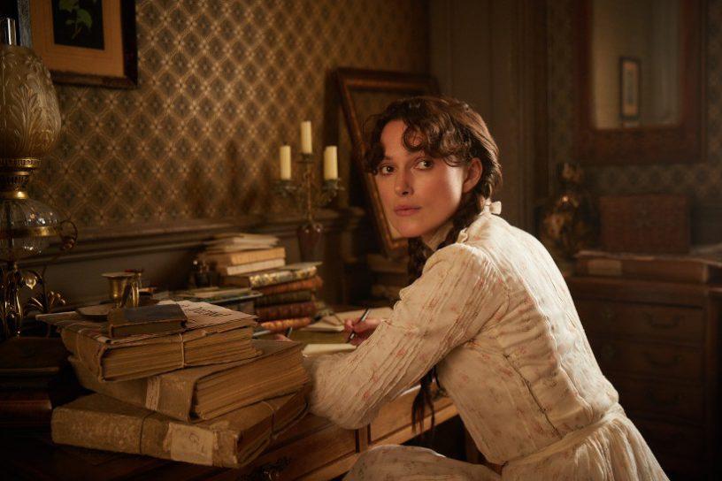 Szenenbild aus COLETTE (2018) - Colette (Keira Knightley) - © DCM