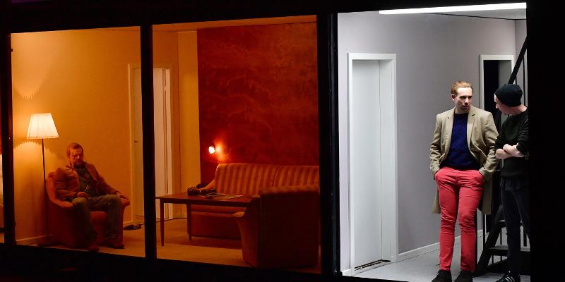 Hotel Strindberg - Roland Koch, Simon Zagermann, Max Rothbart - © Sandra Then