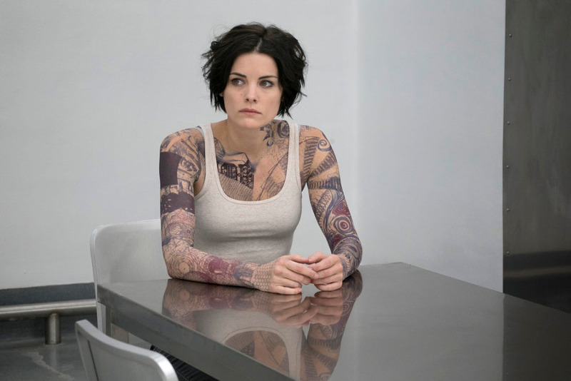 Szenenbild aus BLINDSPOT - 1. Staffel - Jane Doe (Jaimie Alexander) - Photo by: Virginia Sherwood/NBC)