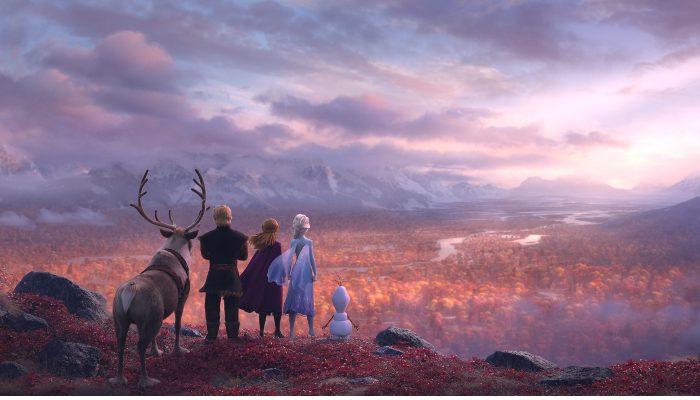 Szenenbild aus FROZEN 2 - Die Eiskönigin 2 - ©2019 Disney. All Rights Reserved.