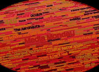 Header zum Media Monday 449 von Medienjournal Blog