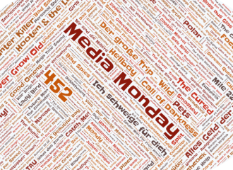 Header zum Media Monday 452 via Medienjournal Blog